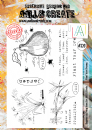 AALL and Create Clear A4 Stamp Set #320 - Plant Your Dreams by Tracy Evans